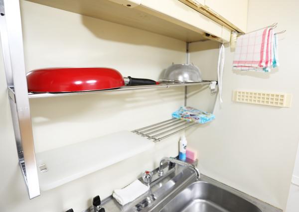 <p>キッチン</p>