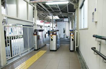 阪急 南方駅